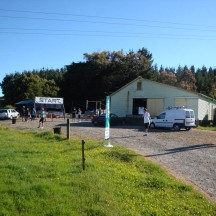 The Dransfield Woolshed