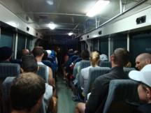 On a bus to Abilene - not!