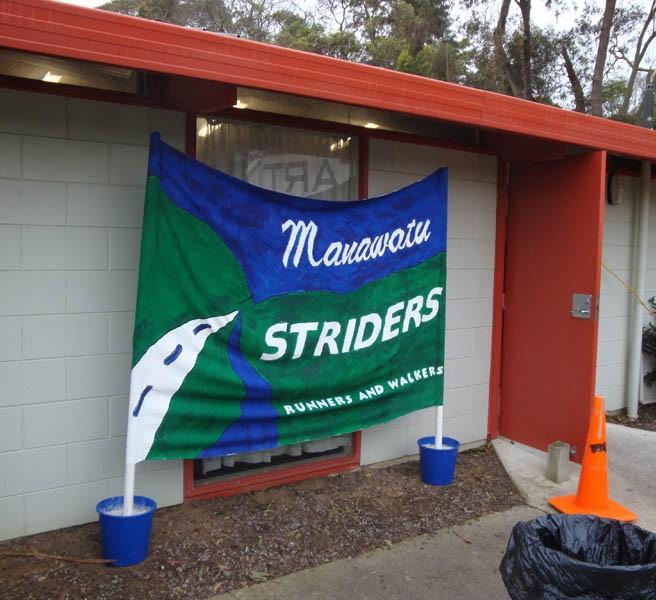Manawatu Striders.