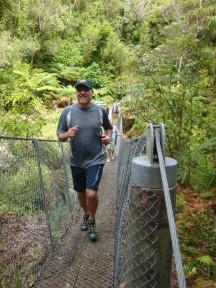 Gerry, on the bridge.