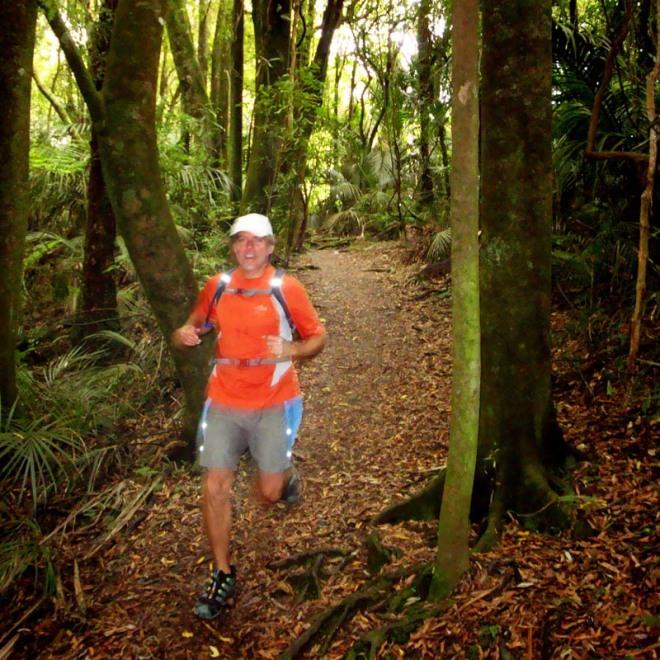 Run more trails.