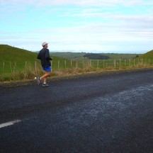 The loneliness of the long-distance runner. That's of course if you don't run with your partner.