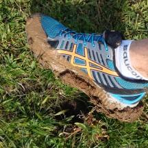 Mud, sweat and tears.