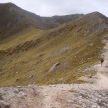 Mountain running at its finest.