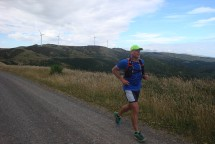 Still very happy with my new Salomon hydration pack - it fits like a dream.