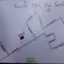 Course map.