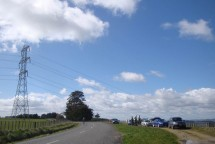 Despite a warm-ish start, and lovely blue skies, the day got chillier as we got closer to the finish.