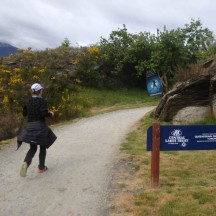 Queenstown Trails Trust was getting $10 from each entry towards the maintenance of the river/lake walkways.