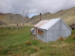 Historic Meg Hut.