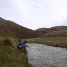 Roaring Meg River.