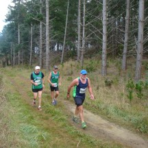 Graeme, Ross and another Strider.