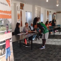 Palmerston North Girls High School handling registration.