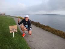 Cheers to the 100 Marathon Club!