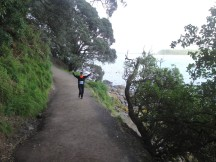 The loop around Mt Maunganui was my favourite part of the course.