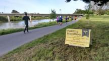 Next up, Feilding Moa's Marathon, and shorter distances.