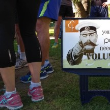 Without volunteers, parkrun cannot happen.