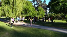 73 runners and walkers gathered for this weeks parkrun.