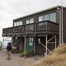 Tahurangi Lodge is a private lodge belonging to the mountain club.