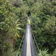 The 24m swing bridge.