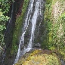Lots of little waterfalls.