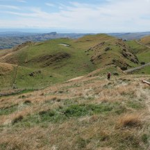 Spotting Te Mata Peak in the distance.