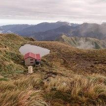 Maungahuka Hut.