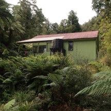 Waitewaewae Hut.