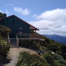 New Powell hut.